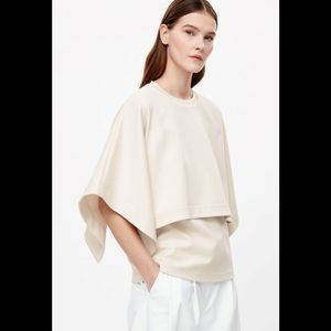 COS Double Layer Cape